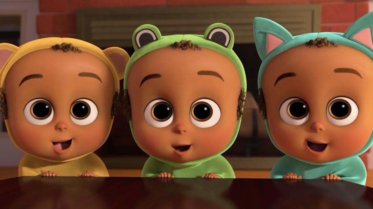 The Boss Baby Official Trailer 2 2017 Alec Baldwin