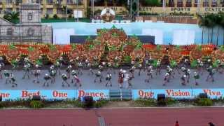 Sinulog 2014- Tribu Himag-ulaw of Placer Masbate