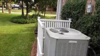 How To Hide Your Air Conditioner