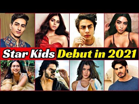 22 Bollywood Star Kids Ready to Launch in 2021 | Star Kids Debut, Suhana Khan, Nysa, khushi, Aryan