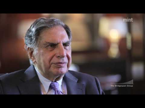 Ratan Tata | Philanthropic journey started with family