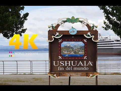 "#066 ""Ushuaia, Argentina"" in 4K (ウシュアイア/アルゼンチン)世界一周27カ国目"