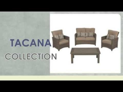 Home Depot Canada Tacana Coffee Table