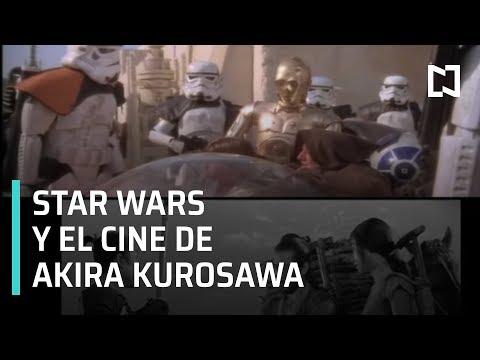 Star Wars y el cine de Kurosawa - Fractal