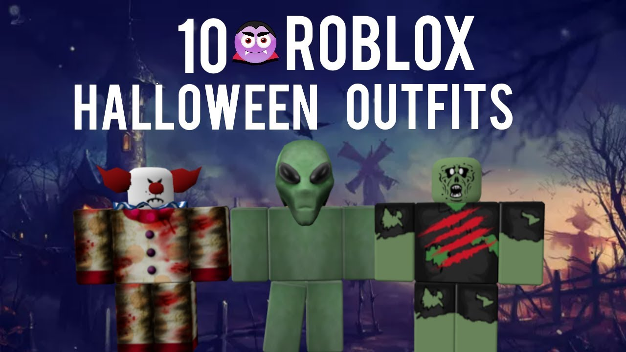 blerg roblox Cute Halloween Outfits On Roblox By Rxihanna