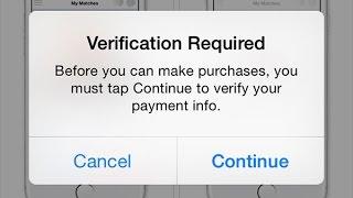 Fix apple id verification problem