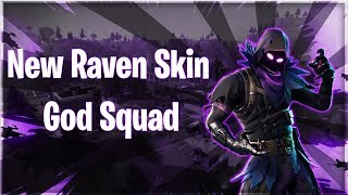 NEW VENDING MACHINE | NEW FORTNITE RAVEN SKIN 650+ Wins 13k+ Kills 10 K/D