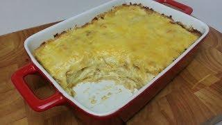 How To Make A Creamy Potato Bake