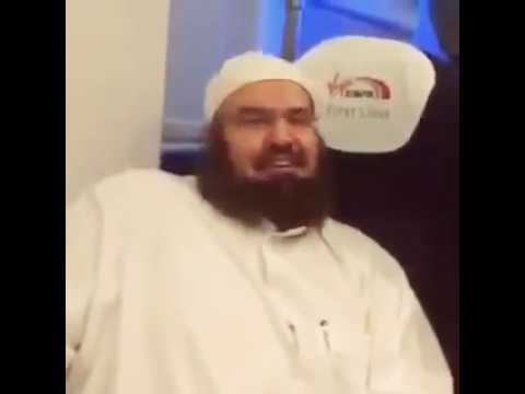 Kindness of Sheikh sudais