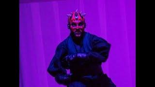 Darth Maul - martial arts master
