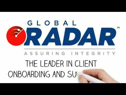 The Four Pillars of Global RADAR
