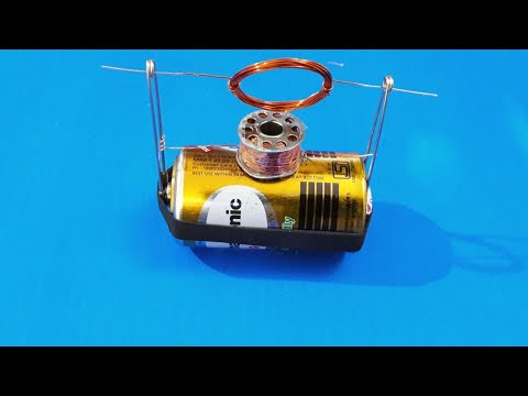 Dc motor without magnet science project youtube for Science projects using motors