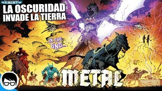 BARBATOS Y LOS CABALLEROS OSCUROS TOMAN LA TIERRA | DARK NIGHTS METAL #3 | COMIC NARRADO thumbnail