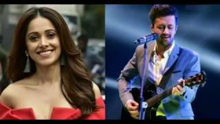BAARISHEIN Audio Mashup Song Lyrics  |  Atif Aslam & Nushrat Bharucha | New Romantic Song 2019