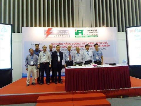 QUACERT tham dự Triển lãm Electric & Power Vietnam 2016