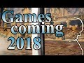 Upcoming Games 2018 - Bigger Titles for PC - Top 5