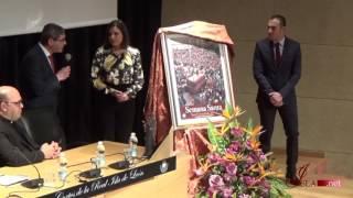 Presentación del cartel de la Semana Santa de San Fernando 2017