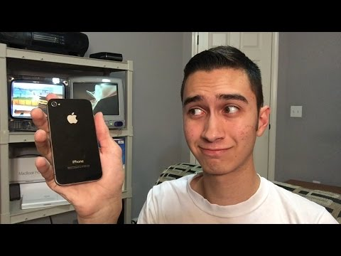I'm Going to Live With the iPhone 4!