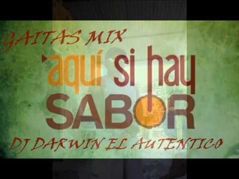 GAITAS MIX DJ DARWIN EL AUTENTICO