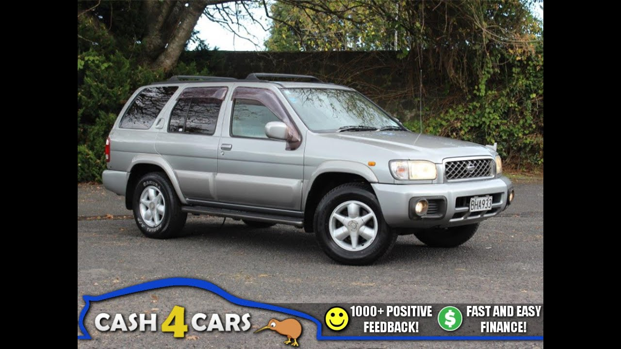 1999 nissan terrano pathfinder diesel towbar cash4cars rh youtube com Nissan Pathfinder Manual Online 2005 Nissan Pathfinder Repair Manual