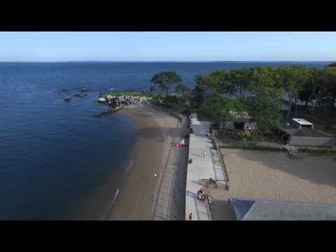 Island Beach - Greenwich, CT. USA /DJI Phantom 3 Pro