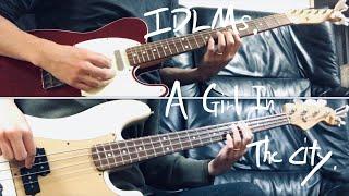 [A GIRL IN THE CITY]【I Don't Like Mondays.】をcover!【ギター、ベース】