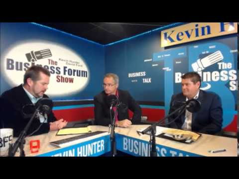 Freedom Strategy Group - Dan Berckes on TBFS Radio with Kevin Hunter, David Ford
