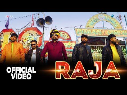 RAJA   Rapperiya Baalam Ft. J19 Squad   Jagirdar RV   Anuj   Latest Rajasthani Song