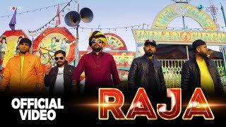 RAJA | Rapperiya Baalam Ft. J19 Squad | Jagirdar RV | Anuj | Latest Rajasthani Song
