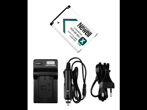 Sony NP-BX1 Зарядное устройство и батарея Newell для экшн камер