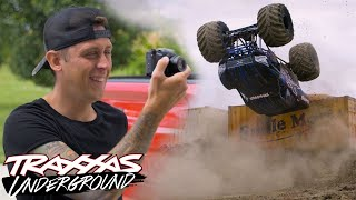 Behind the Scenes with Roman Atwood! | Traxxas Underground