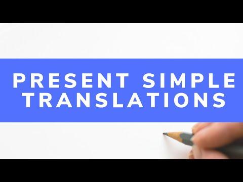 Haz este ejercicio conmigo para aprender inglés rápido from YouTube · Duration:  9 minutes 27 seconds