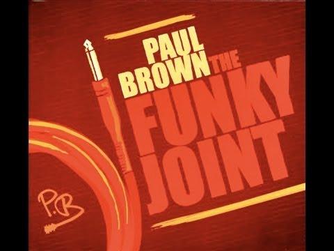 MC - Paul Brown - Backstage pass - feat Bob James