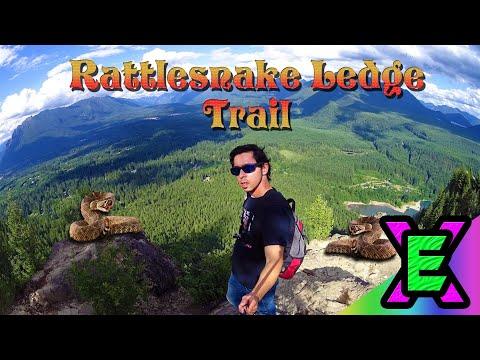 Rattlesnake Ledge: North Bend, Washington Hike