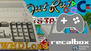 Tutorial: How to setup your Amiga in Recalbox ! / recalbox / KidsIn