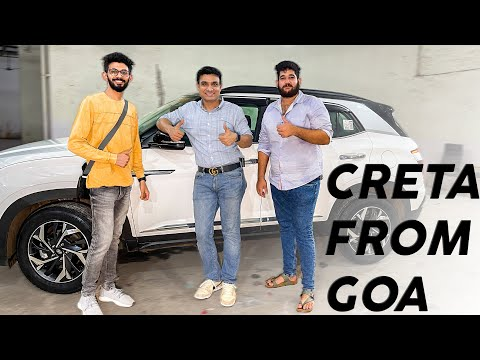 CRETA 2021 FROM GOA MODIFIED WITH 17 INCH ALLOYS & MUCH MORE || GUESS THE MODEL || 📞9321811482