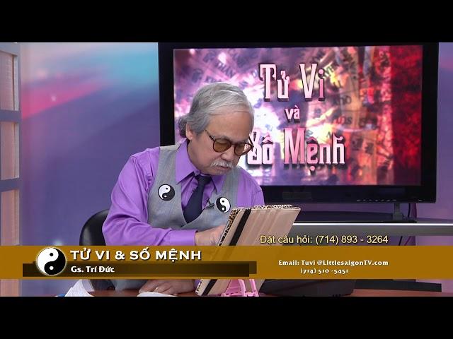 TU VI SO MENH 2020 02 07 PART 4 Gs TRI DUC