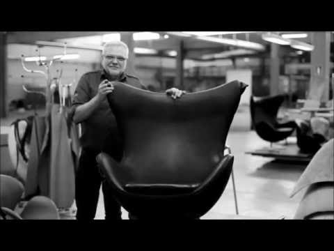 Republic of Fritz Hansen™ | The production of the Egg™