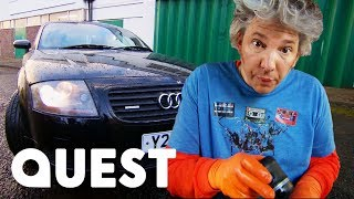 Wheeler Dealers | Fixing Up A Bargain Audi TT With 2 Gears Missing