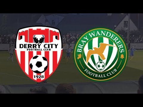 Highlights:  Derry City 0 Bray Wanderers 5