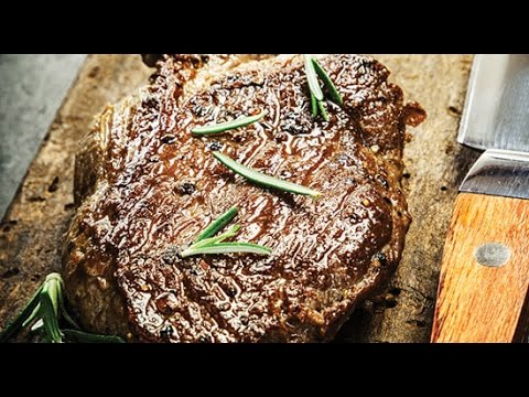 James Beard Award winning Ribeye