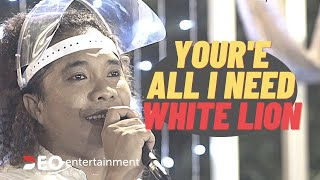 Download lagu Your'e All I Need - White Lion | New Normal | Cover By Deo Wedding Entertainment