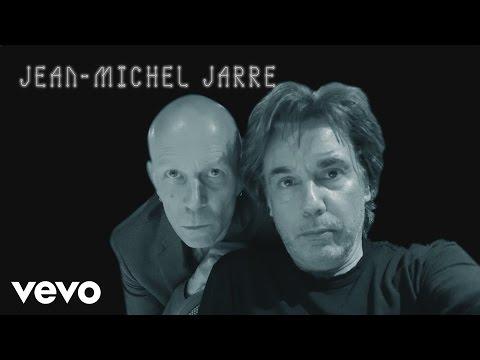 Jean-Michel Jarre, Vincent Clarke - Jean-Michel Jarre with Vince Clarke Track Story