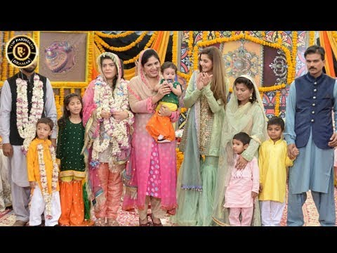 Good Morning Pakistan - Benita David & Aliya Sarim - Top Pakistani show