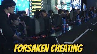 CSGO Forsaken Caught Cheating   clips of cheating