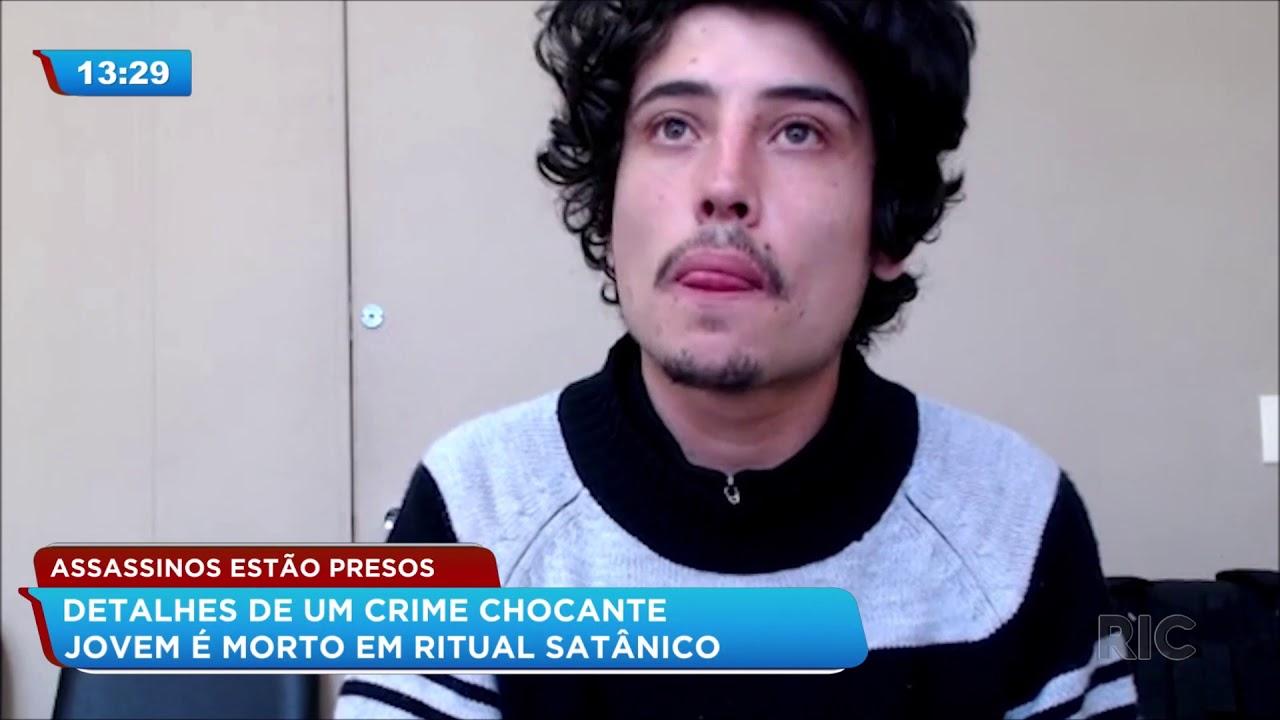 Download Detalhes de um crime chocante: jovem é morto em ritual satânico