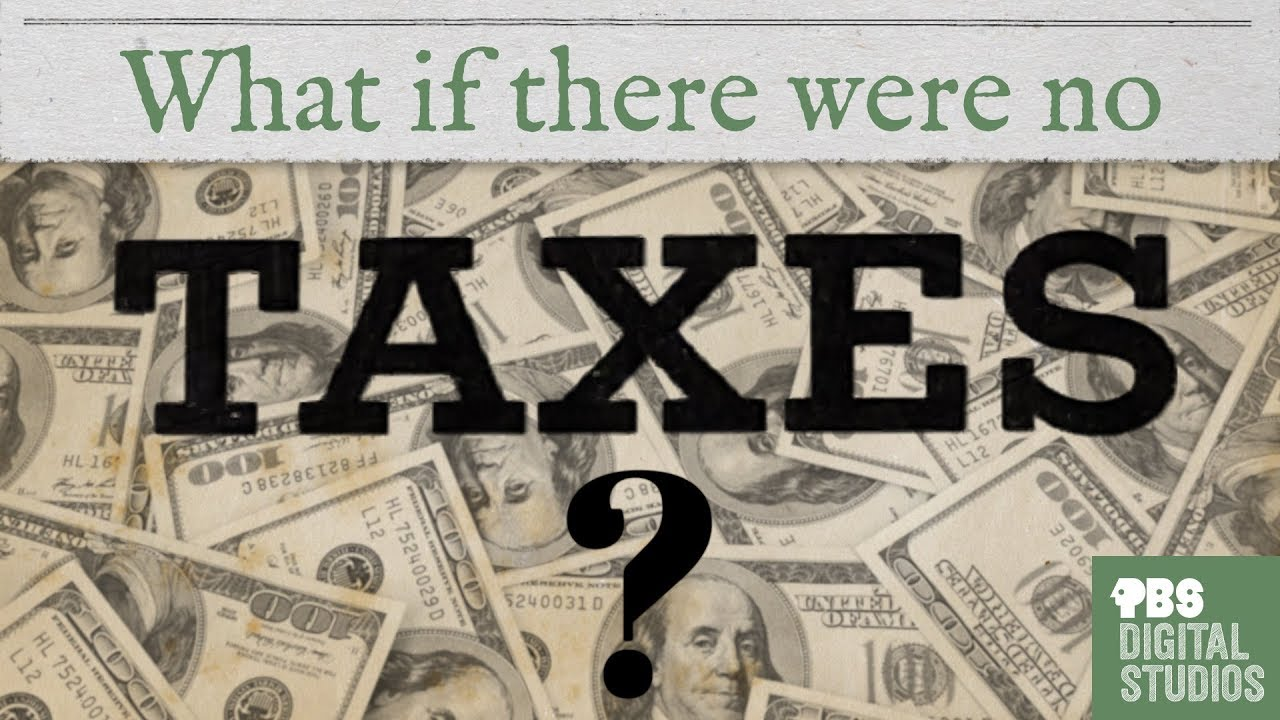 What If There Were No U.S. Federal Taxes?