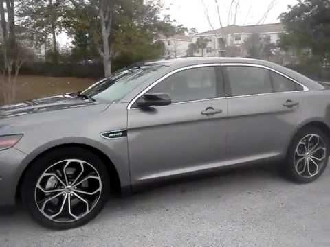 2013 Ford Taurus Sho Youtube
