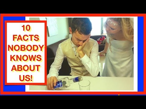 10 FACTS NOBODY KNOWS ABOUT OUR RELATIONSHIP! 😮