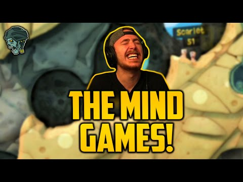 THE MIND GAMES! (Worms Revolution) |